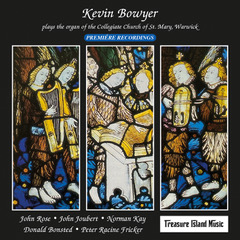 Kevin Bowyer UKCD618